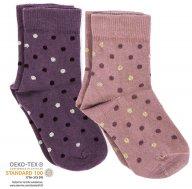 Smallstuff - Socken Glitzerpunkte