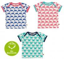 loud+proud T-Shirt Delphin/Krebs