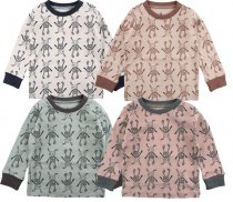 Small Rags – Langarmshirt Multiprint