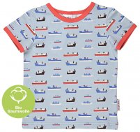 "baba Retro T-Shirt ""Boote"""