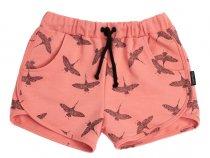mamatu – Shorts Kranich, koralle