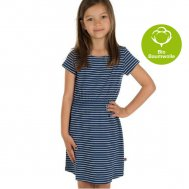"Froy & Dind Kleid Angel ""STRIPES BLUE BAMBOO"""