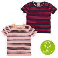 FUB SS19 Kids Striped T-Shirt (Bio-Baumwolle)