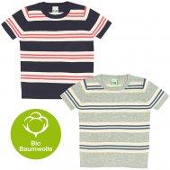 FUB SS17 Kids Striped T-Shirt (Bio-Baumwolle)