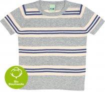 FUB SS17 Kids gestreiftes T-Shirt (Bio-Baumwolle)