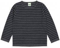 FUB AW18 Kids Extrafeinstrickpullover, Striped Blouse (Merinowolle)