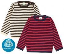 FUB AW18 Kids Feinstrickpullover, Thin Sweater (Merinowolle)