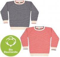 FUB SS17 Kids Texture Blouse, Feinstrick (Bio-Baumwolle)