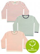 FUB SS16 Baby und Kids Striped Blouse (Bio-Baumwolle)