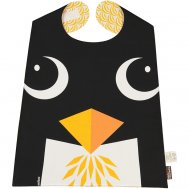 coq en pâte – Riesenlätzchen, Pinguin