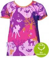 """JNY T-Shirt für Mädchen """"Reh"""""""