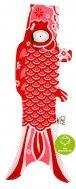 Madame Mo - Koinobori (S), japanische Fischfahne Joyful Red