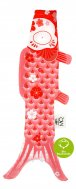Madame Mo - Koinobori (S), japanische Fischfahne Coral Pink