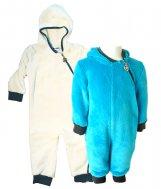 "KIK*KID Baby Overall ""Fur"""