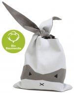 "Fabelab – Lunch Bag/Stoffbeutel ""Waschbär"""