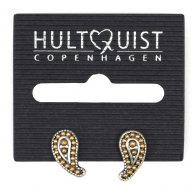 "Hultquist – Ohrstecker ""Paisley"""