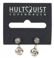 """Hultquist – Ohrstecker """"Knoten/Kristalle"""""""
