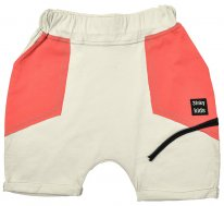 3fnky kids - Red Pocket Shorts