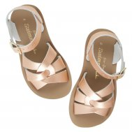 "Salt-Water ""Swimmer"" Kids Sandalen Größe 30-34, rose gold"