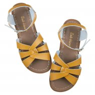 "Salt-Water ""Original"" Woman Sandalen Größe 36-42, mustard"