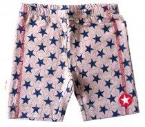 KIK*KID Shorts Jersey print star