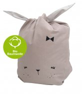 "Fabelab – Canvas Storage Bag ""Cute Bunny"""