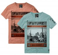 "The Future is Ours – T-Shirt ""Baja"""