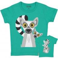 coq en pâte T-Shirt, Lemur