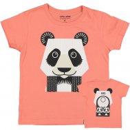 coq en pâte T-Shirt, Panda