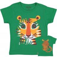 coq en pâte T-Shirt, Tiger