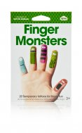 NPW – Finger Tattoos Monster