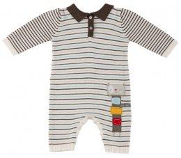 TUC TUC, Baby-Strickanzug ohne Füße, MASCOTTE