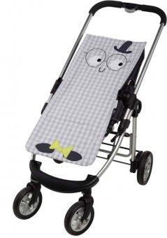 Buggy-/Kinderwagenauflage (J), MR&MISS