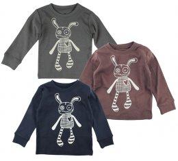 Small Rags – Langarmshirt Uni