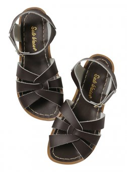 "Salt-Water ""Original"" Kids Sandalen Größe 32-35, braun"