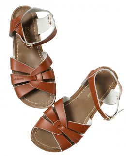 "Salt-Water ""Original"" Kids Sandalen Größe 32-35, tan"