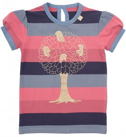 "Danefae – T-Shirt ""Bird Tree"""