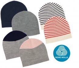 FUB Mütze, (Merinowolle)