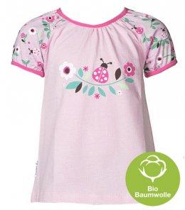 """JNY T-Shirt für Mädchen """"Marienkäfer"""""""