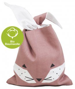 "Fabelab – Lunch Bag/Stoffbeutel ""Fuchs"""