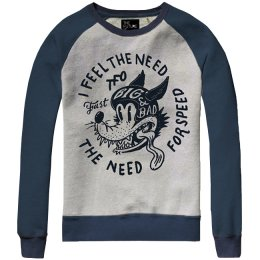 "The Future is Ours – Sweatshirt ""The Need for Speed"""