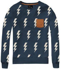 """The Future is Ours – Sweatshirt """"Thunder"""""""