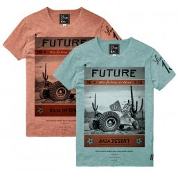 """The Future is Ours – T-Shirt """"Baja"""""""
