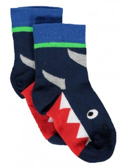 "Ubang - Talkie Walkie Socken ""Shark"""