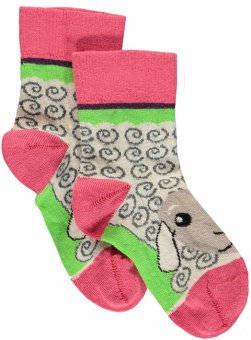 "Ubang - Talkie Walkie Socken ""Sheep"""