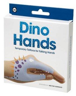 NPW – Hand Tattoos Dino
