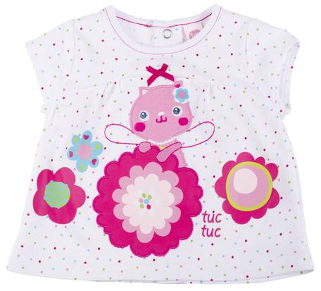 TUC TUC, T-Shirt, L'ESPIRIT DES FLEURS