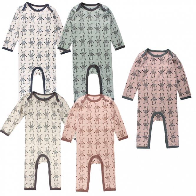 Small Rags – Strampler/Schlafanzug Multiprint