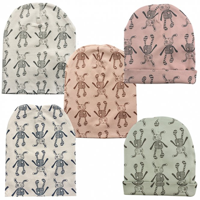 Small Rags – Beanie Multiprint