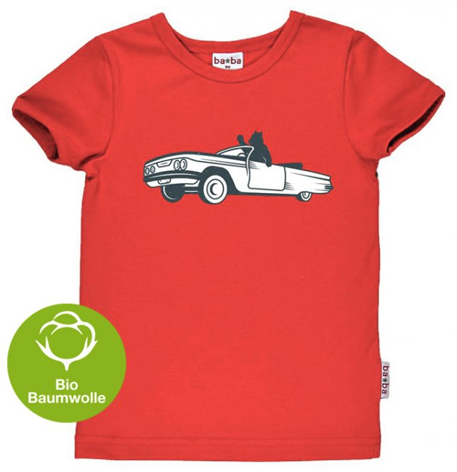 "baba T-Shirt ""Autobär"""